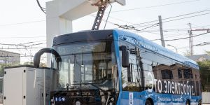 КАМАЗ закрыл второй контракт на поставку электробусов в Москву
